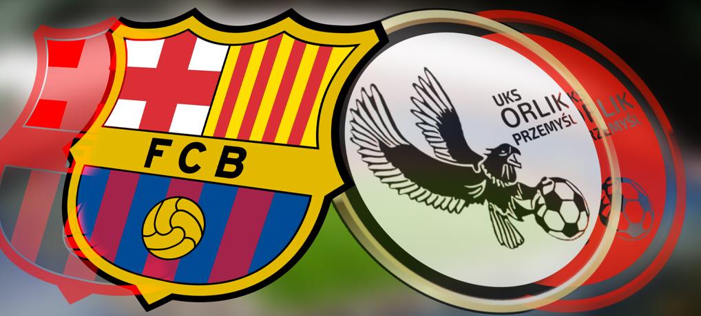 FC Barcelona – UKS Orlik Przemyśl
