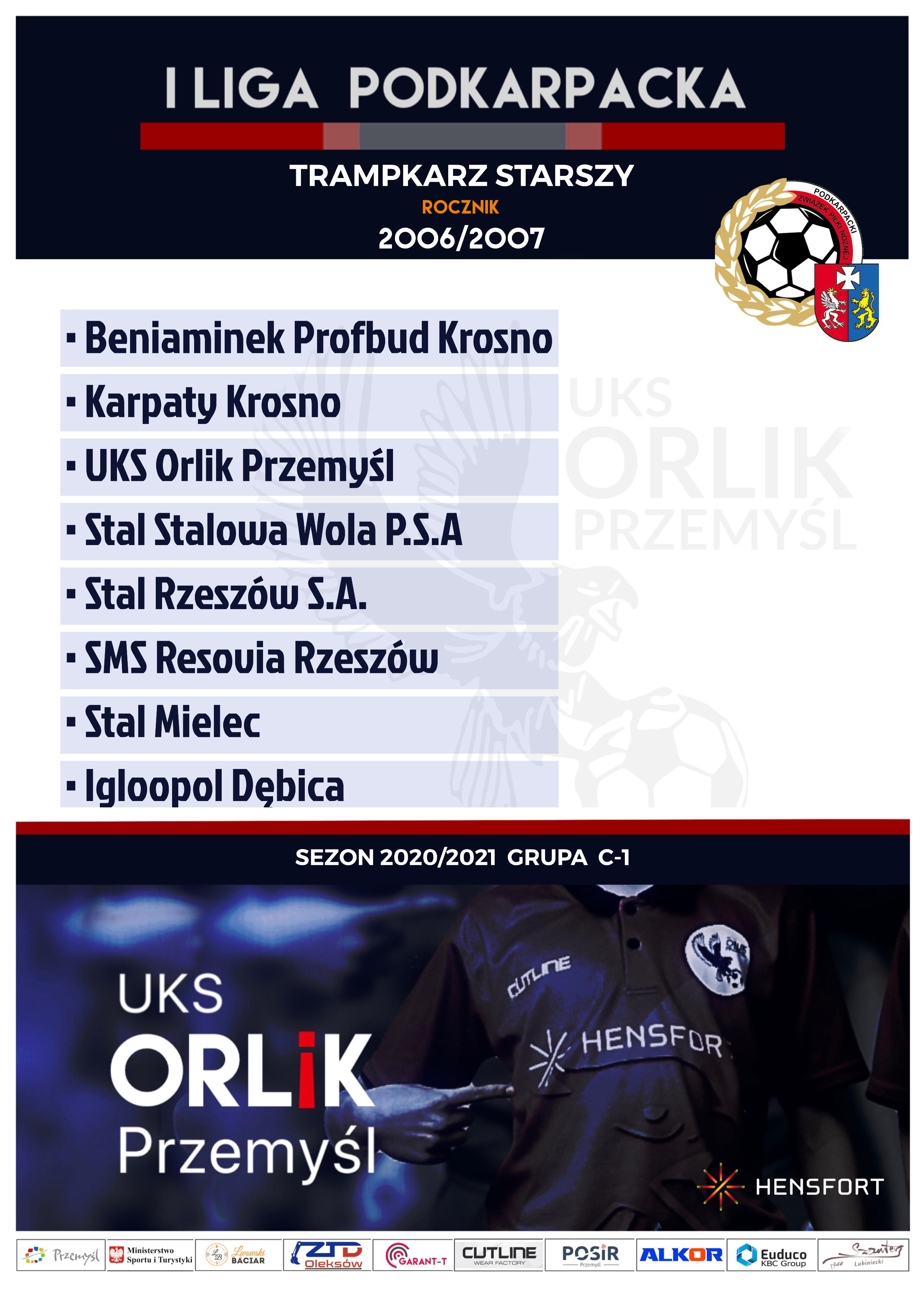 Liga Podkarpacka. UKS Orlik Przemyśl będzie walczył o tytuł mistrza Podkarpacia i CLJ.
