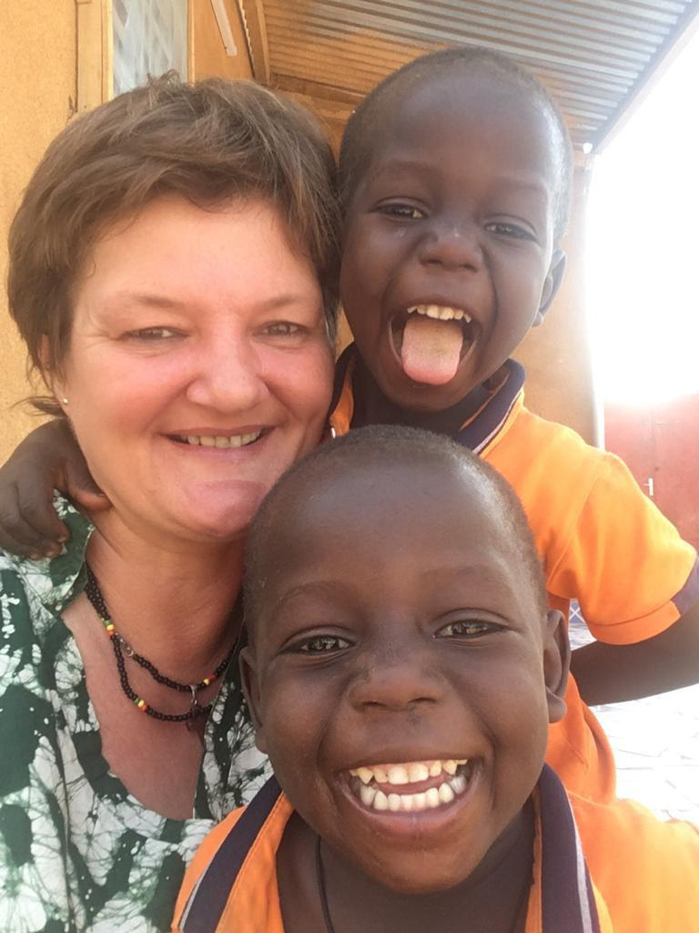 Specjalna prosba z Burkina Fasso