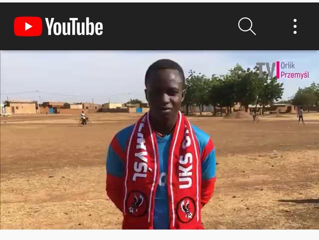 Relacja z Burkina Fasso